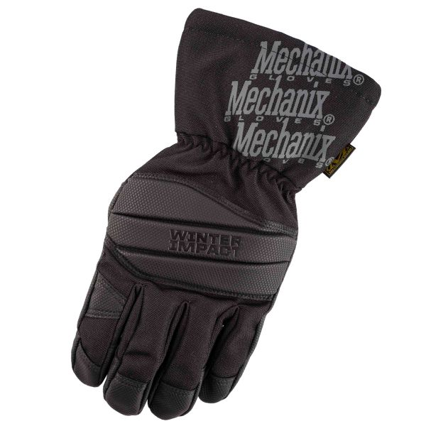 Mechanix Gants Winter Impact Gen. 2 noir