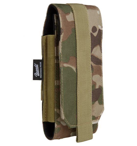 Brandit Étui smartphone Molle Phone Pouch large tactical camo