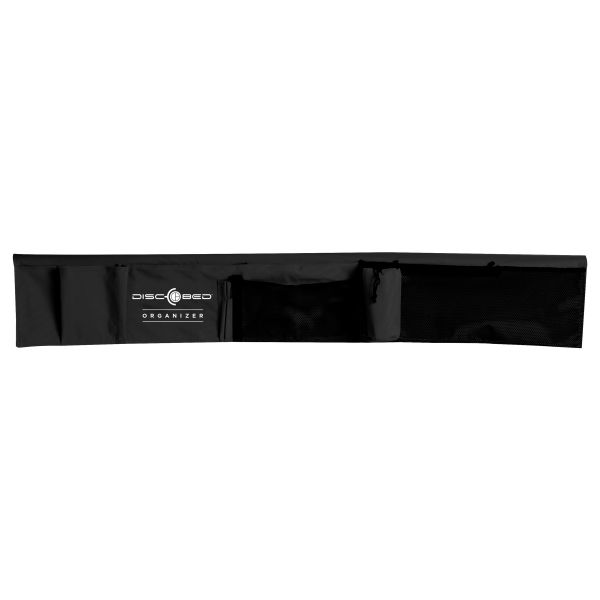 Disc-O-Bed Rangement latéral pour lit de camp noir