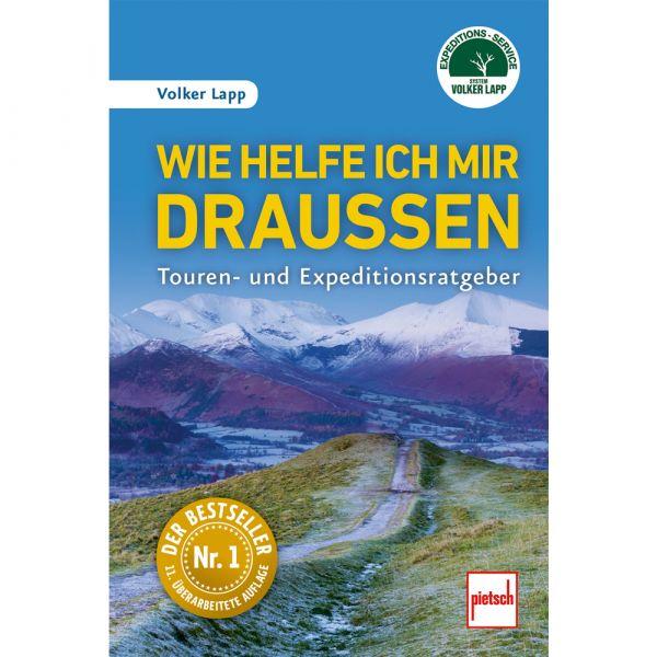 Livre Wie helfe ich mir draußen - 11ème édition