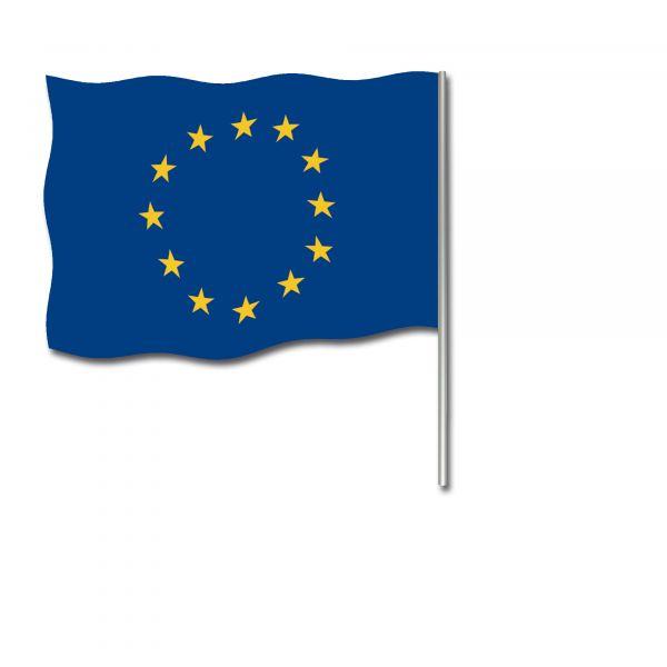 Drapeau mini 45x30 Europe