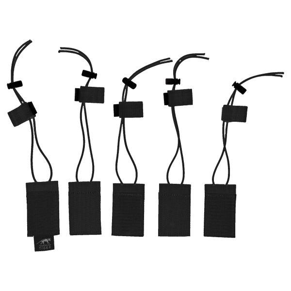 TT kit de cordons élastiques noir