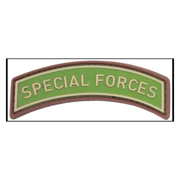 Patch 3D Special Forces Tab multicam