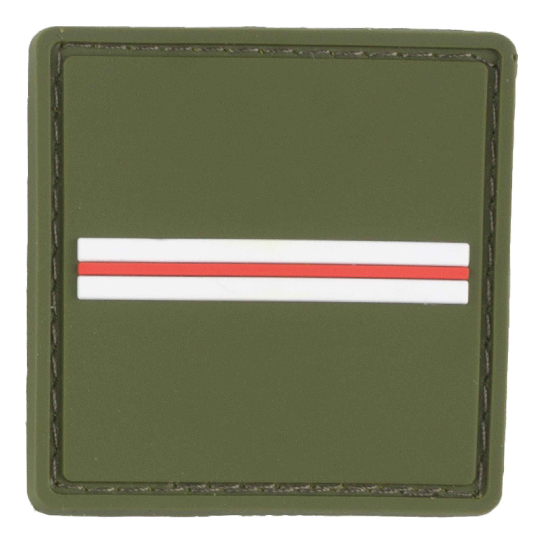 Grade Fran/çais Commandant kaki color/é