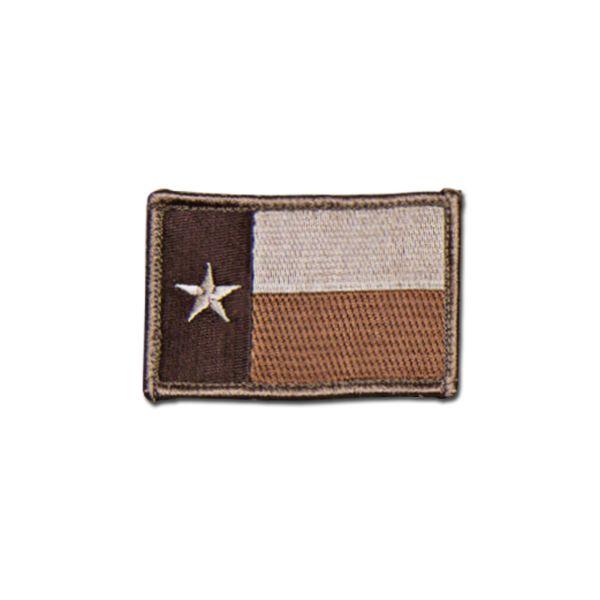 Patch MilSpecMonkey Texas Flag desert