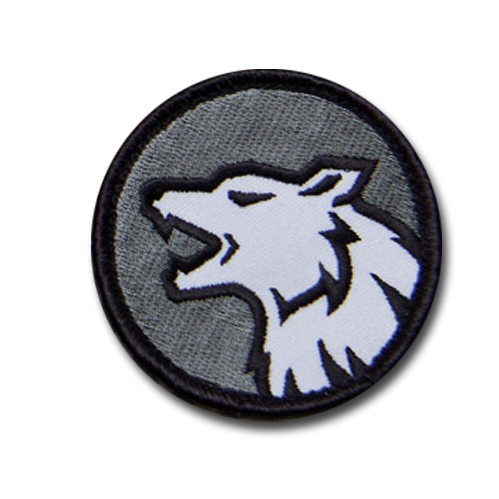 MilSpecMonkey Patch Tête de Loup swat