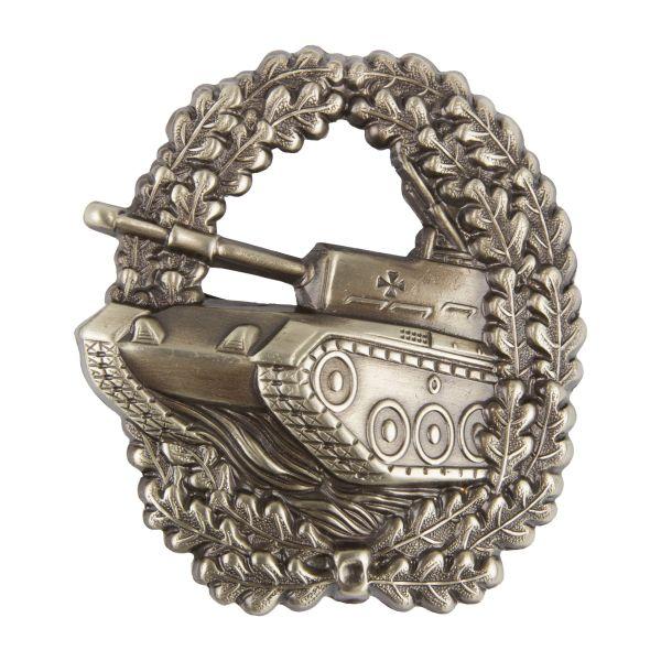 Insigne de béret Panzertruppe sans drapeau
