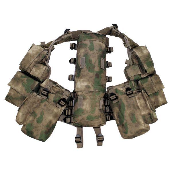Gilet Commando RSA HDT-camo FG