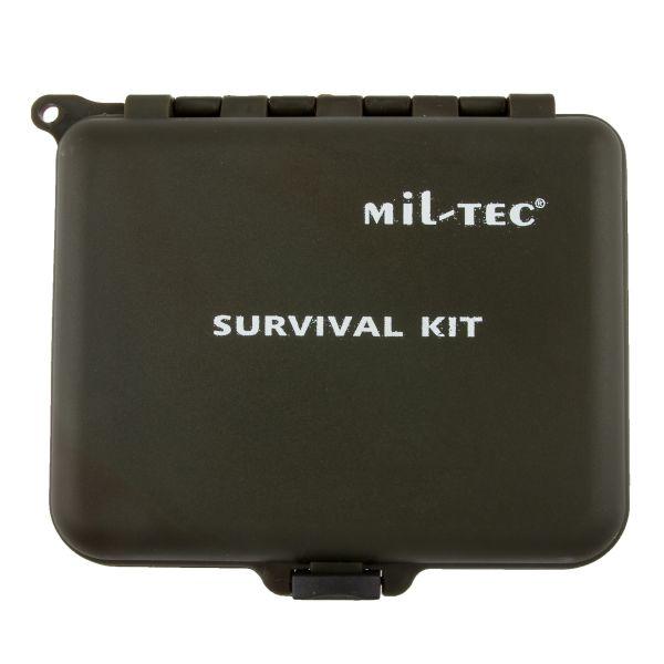 Mil-Tec Kit de survie