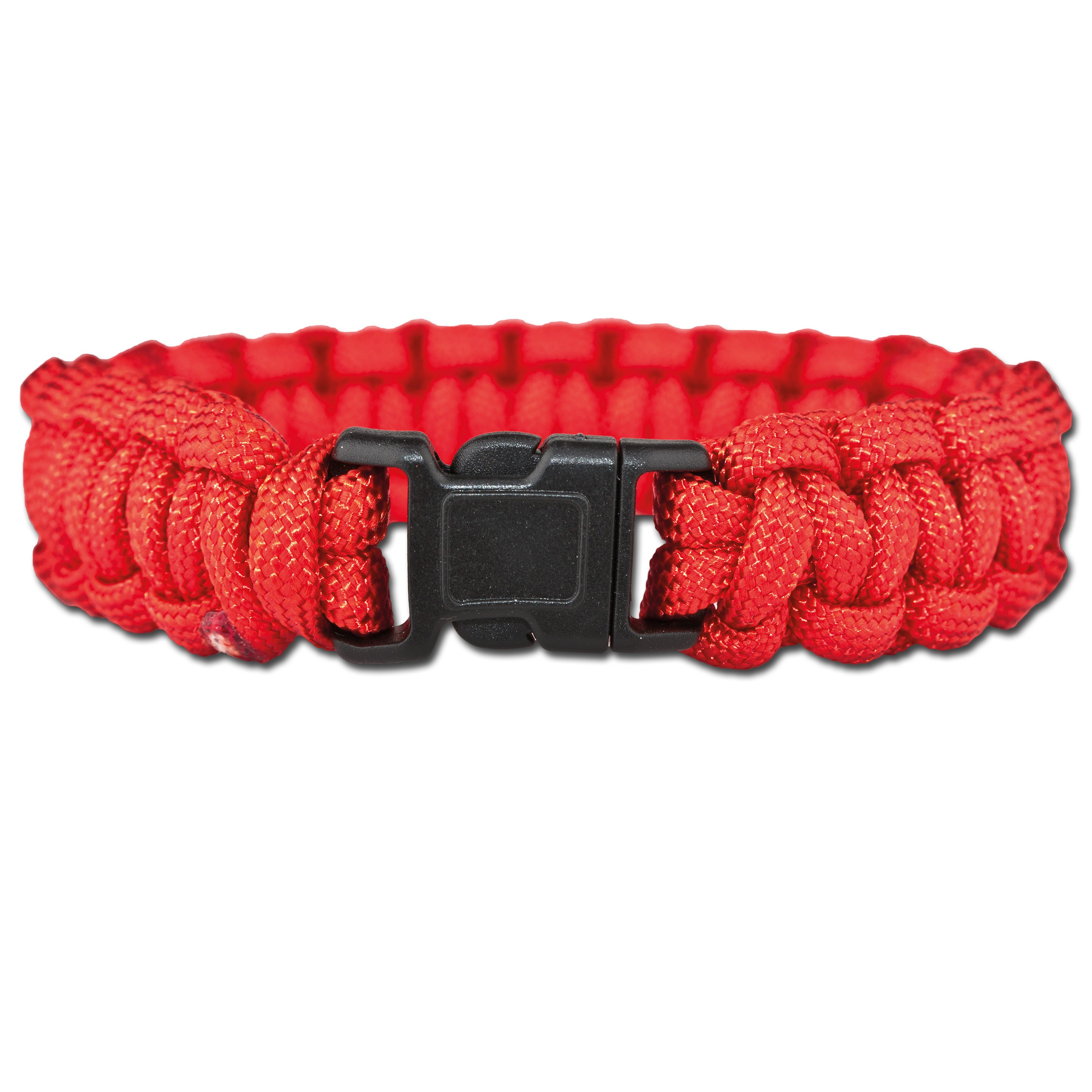 Bracelet Survival Paracorde rouge