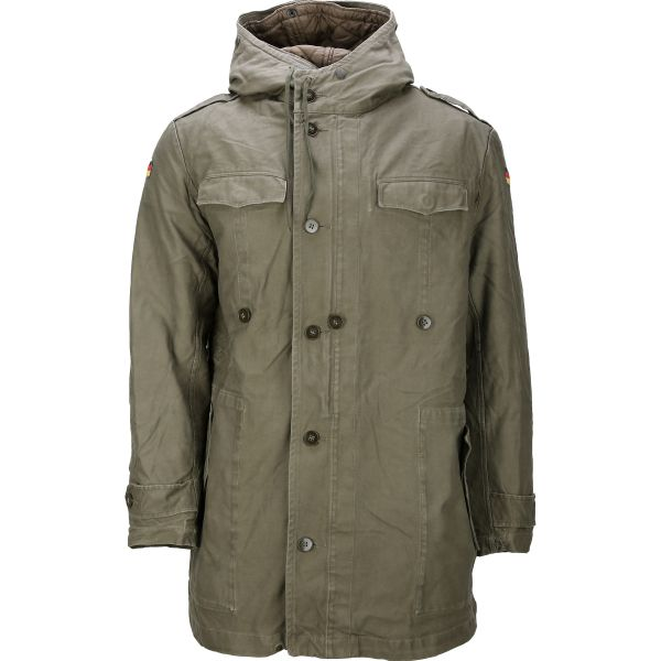 Parka BW olive occasion second choix