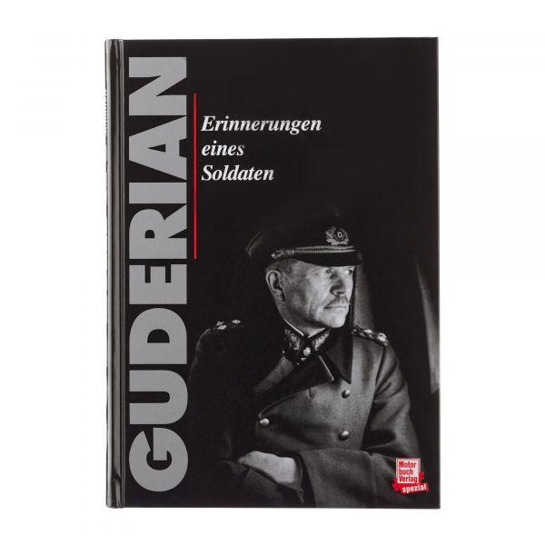 Livre Guderian - Erinnerungen eines Soldaten