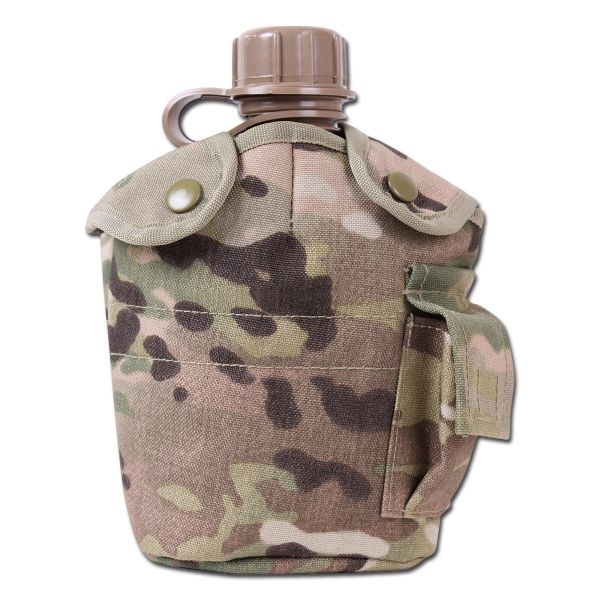 Housse pour gourde Rothco GI Style MOLLE multicam