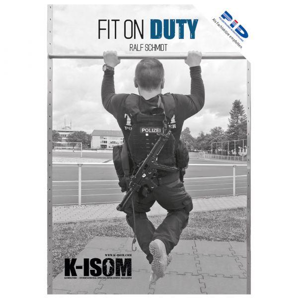 Livre Fit on Duty