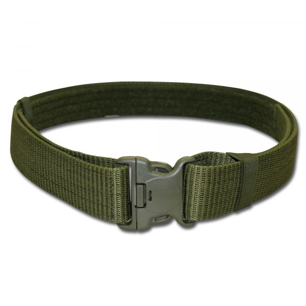Blackhawk Enhanced Military Web Belt vert olive