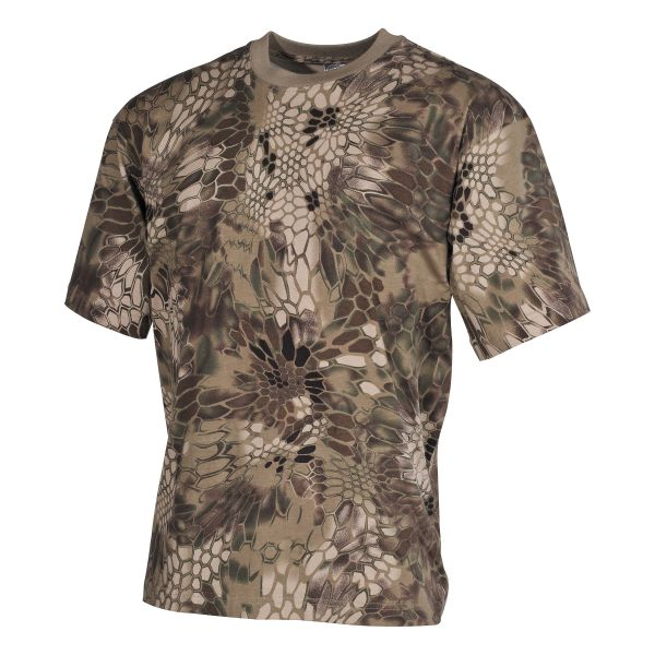 T-shirt US snake FG