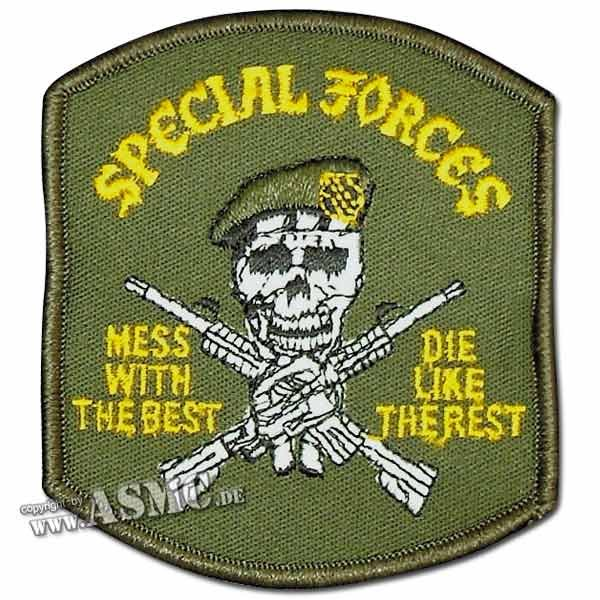 Insigne Tissu US Special Forces