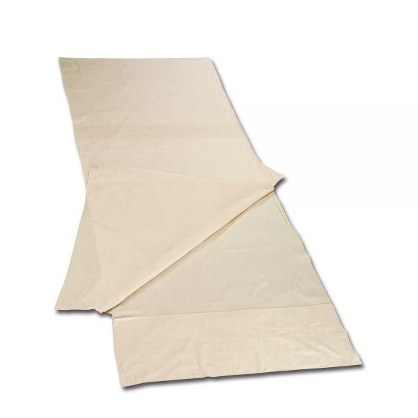 Nordisk Doublure de sac de couchage coton forme de couverture