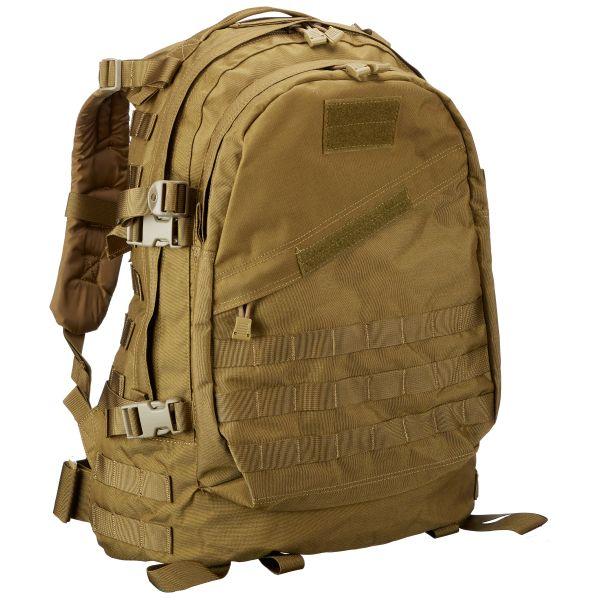 TMC Sac à dos MOLLE Style A3 Day Pack 30 L kaki