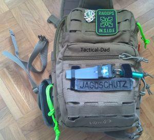 Jagdaufseher Sling-Bag