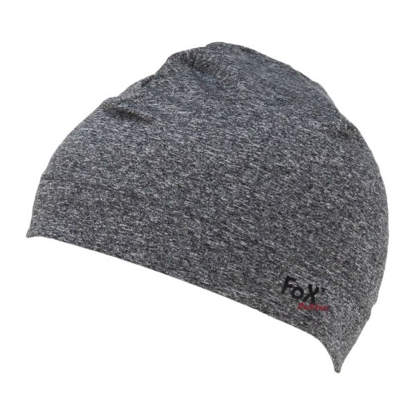 Bonnet de sport Run Fox Outdoor gris