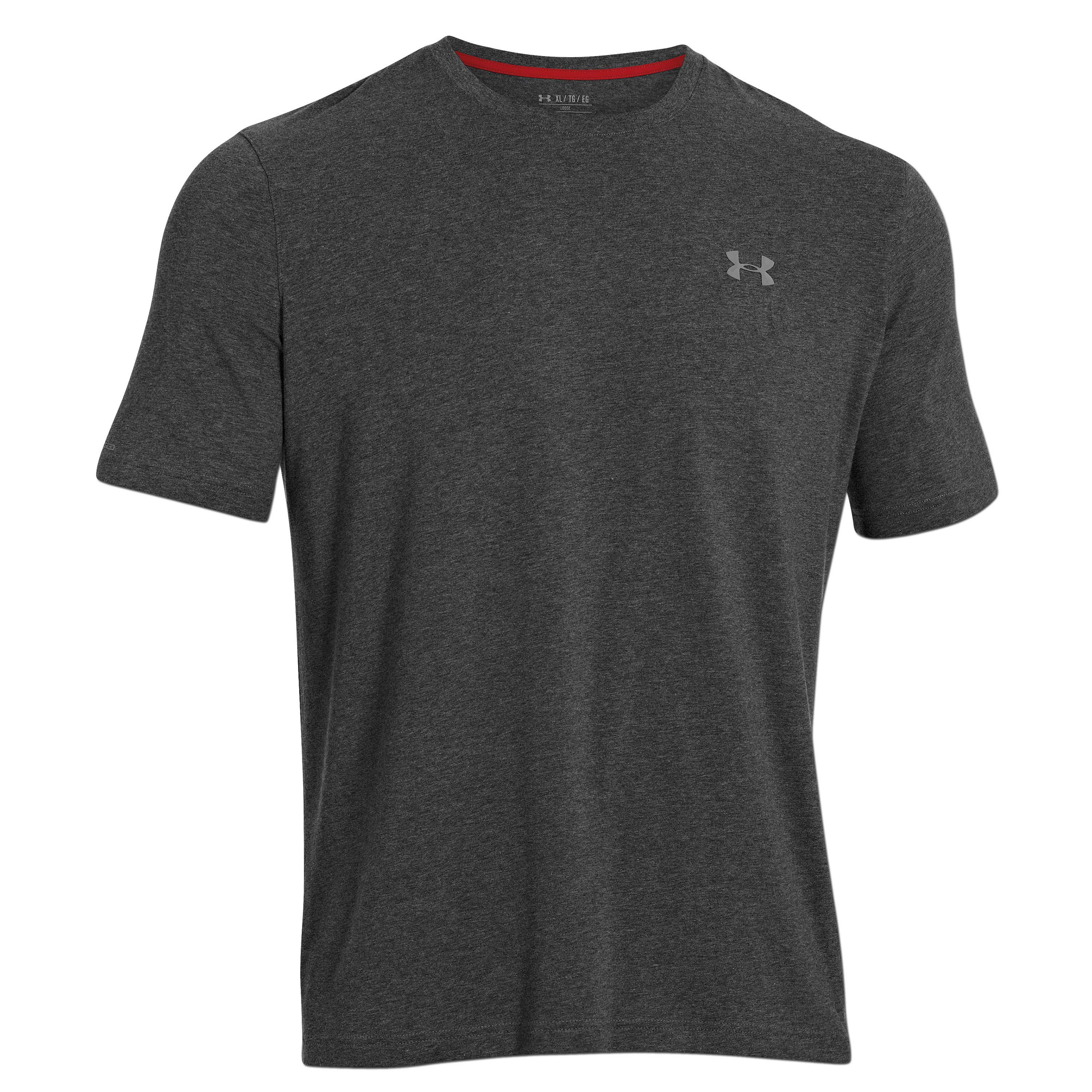 T-shirt Charged Cotton Under Armour anthracite