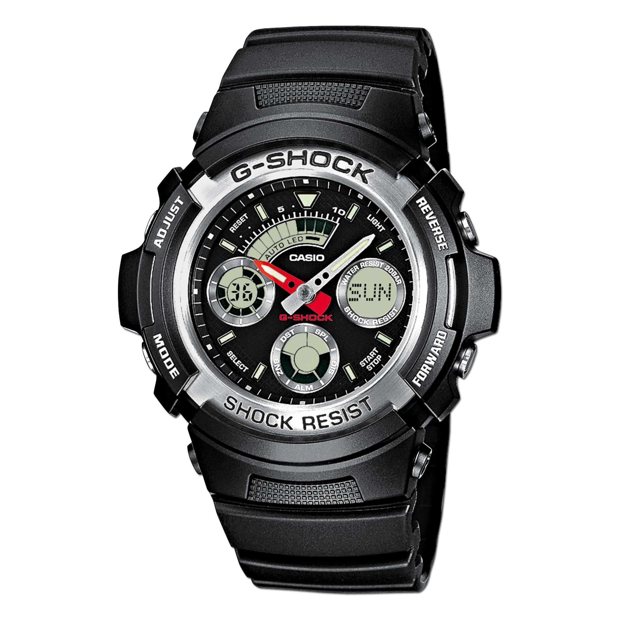 Montre Casio G-Shock Speed Shifter