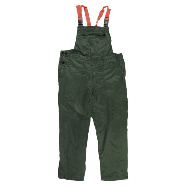 Pantalon de protection anti-coupures BW avec Braguette vert occa