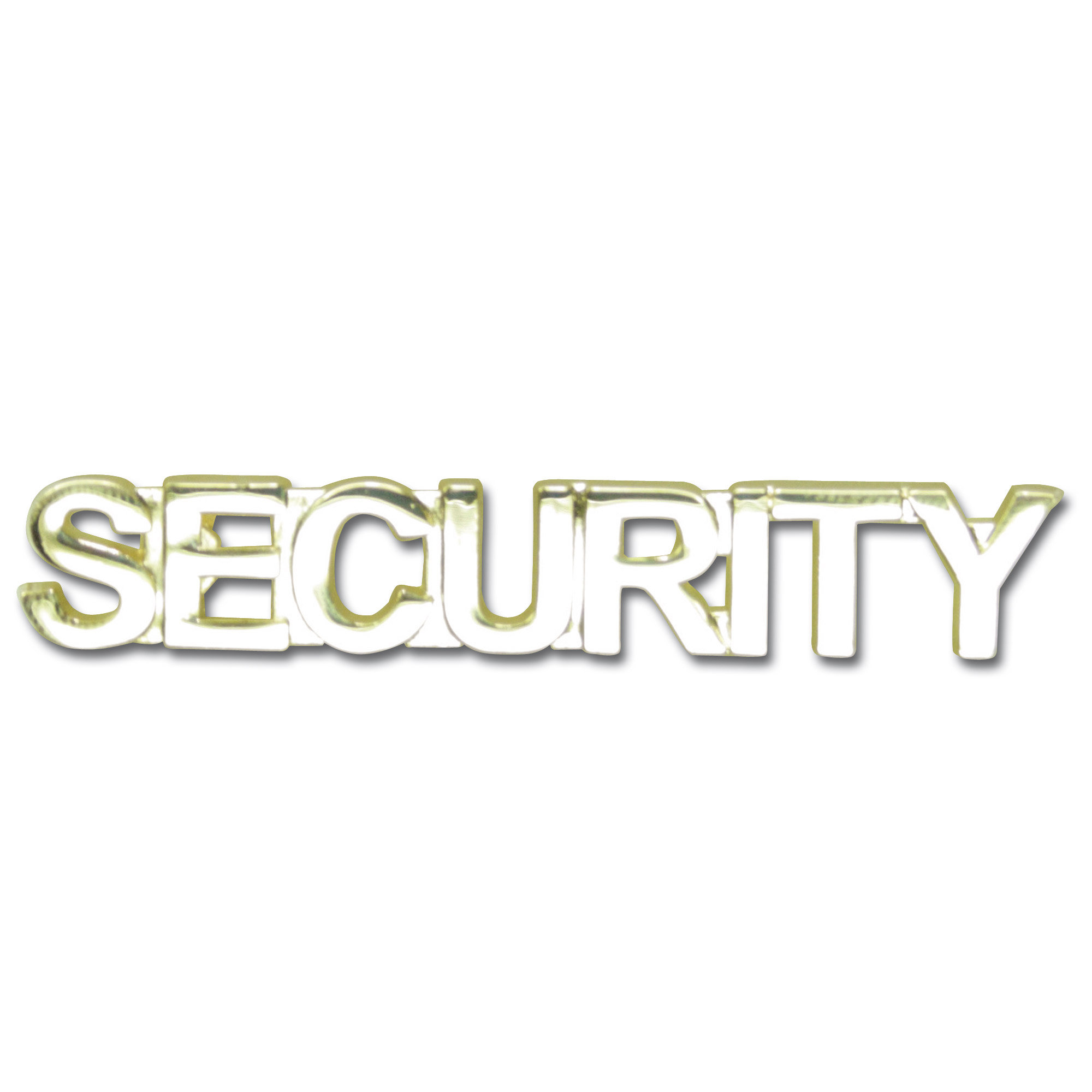 Insigne de col SECURITY or