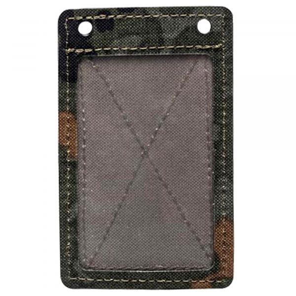MD-Textil Porte-carte velcro flecktarn 5 couleurs