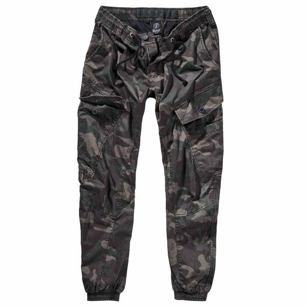 Brandit Pantalon Ray Vintage Trousers darkcamo