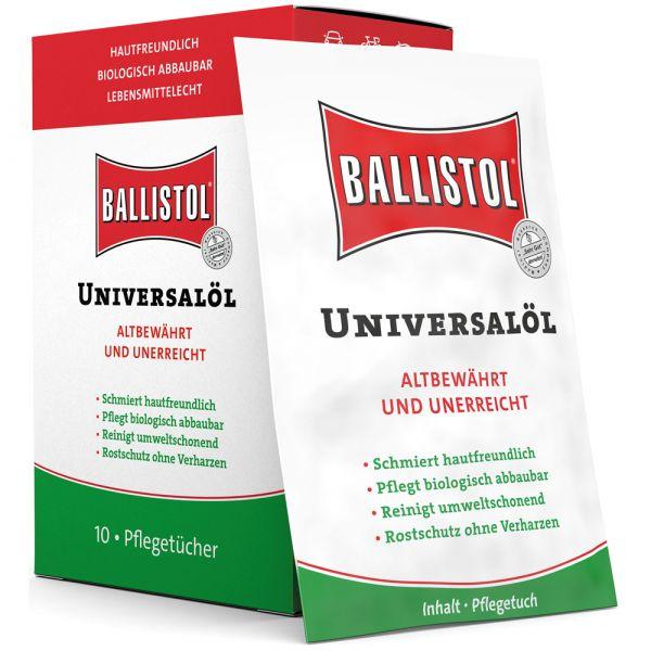 Boite de 10 Lingettes Ballistol