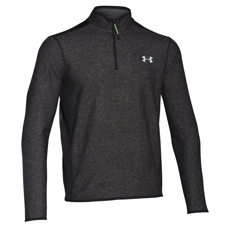 Shirt à manches longues CGI Performance UA 1/4 Zip noir