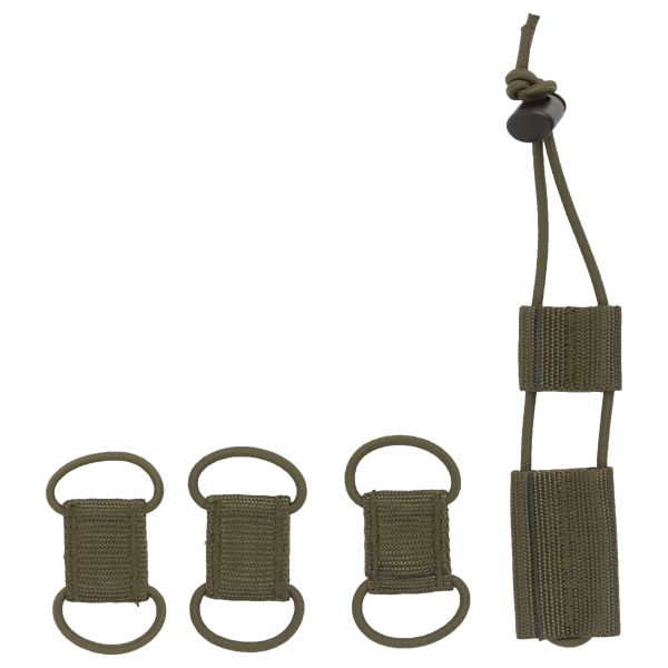 TT Kit Cable Manager olive