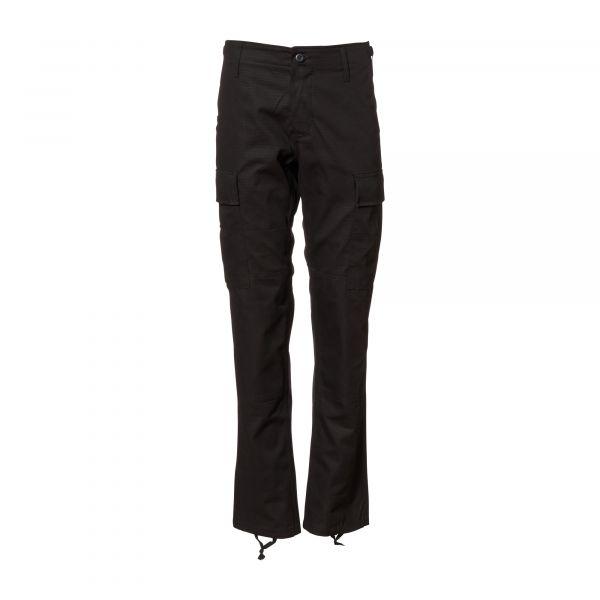 Mil-Tec Pantalon BDU noir femmes
