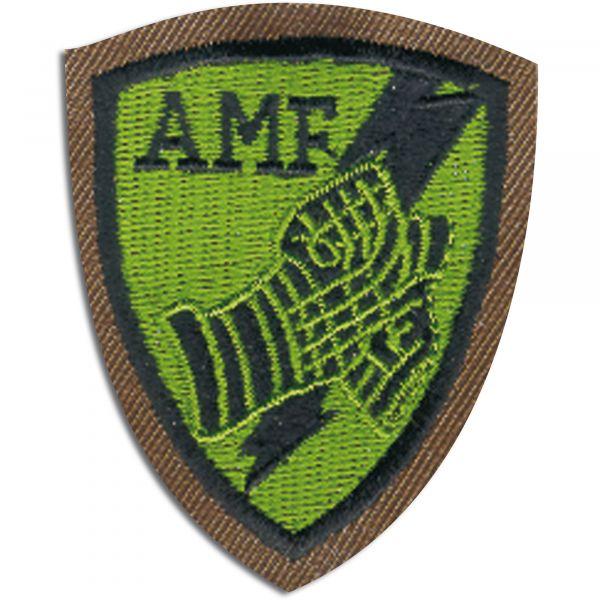 Insigne tissu AMF kaki