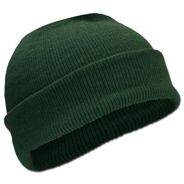 Bonnet Commando Acrylique vert olive