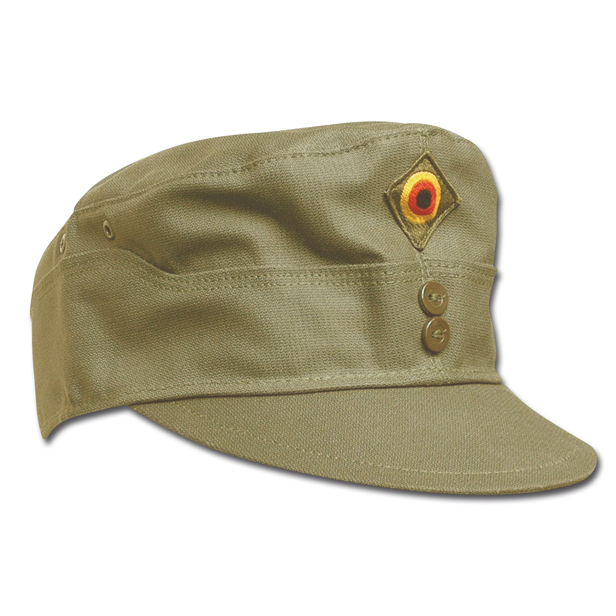 Casquette BW chasseur alpin olive