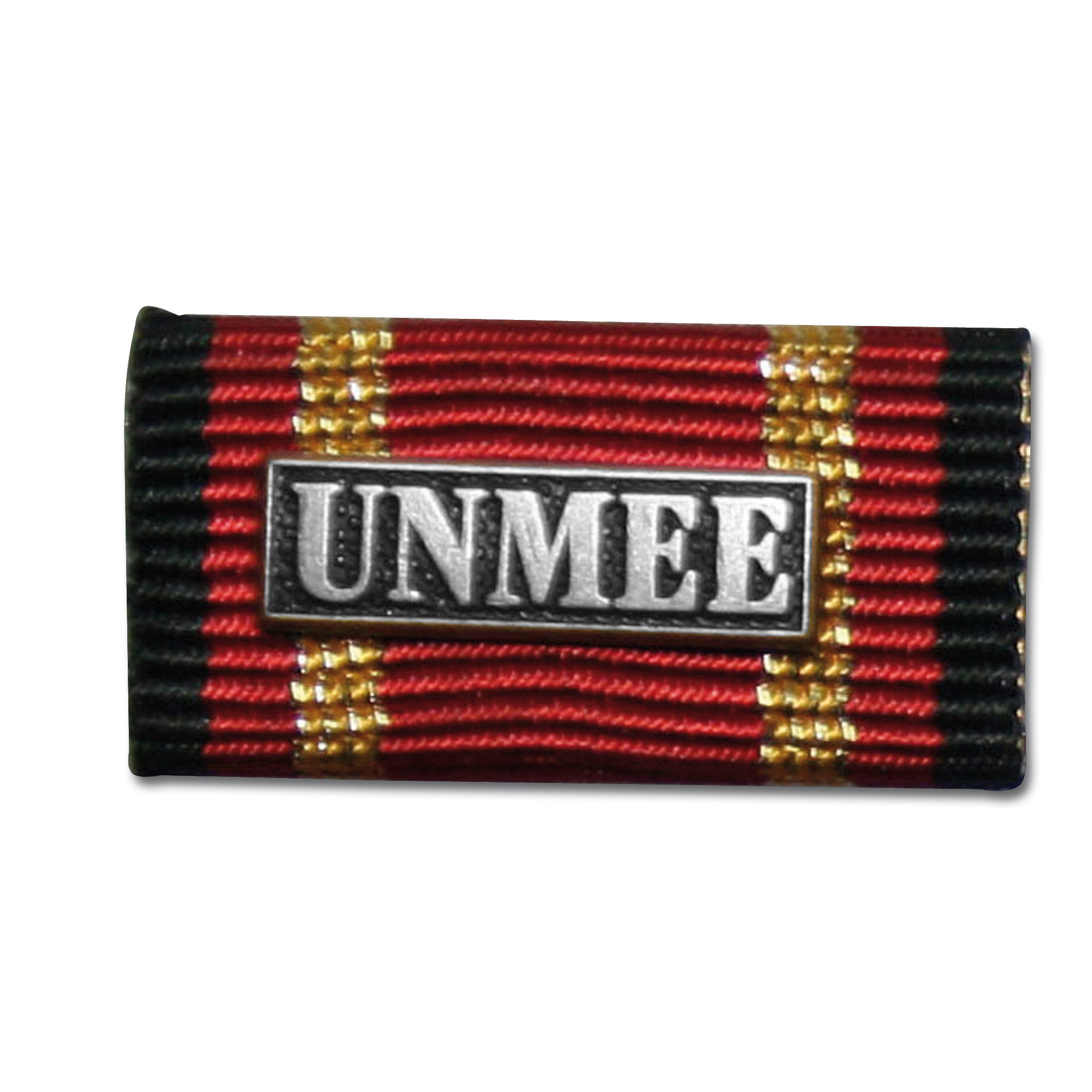 Barrette Opex UNMEE argent