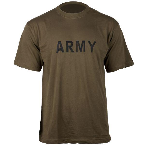 MFH T-shirt Army olive