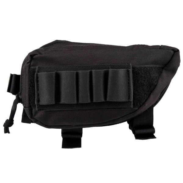 Invader Gear Sacoche de crosse Stock Pad noir