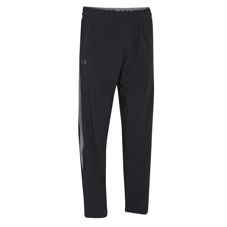 Pantalon stretch Under Amour Woven Track noir