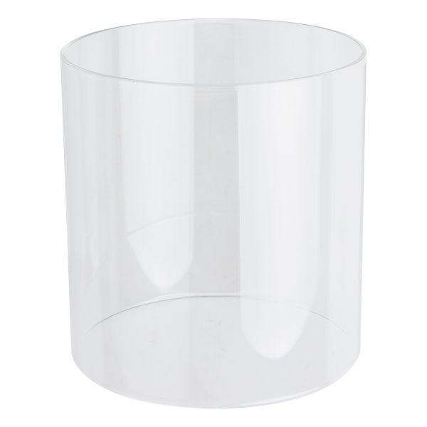 Cylindre en verre pour lampe à pression