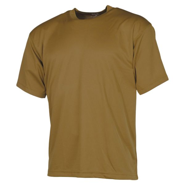 T-shirt Tactical MFH coyote tan