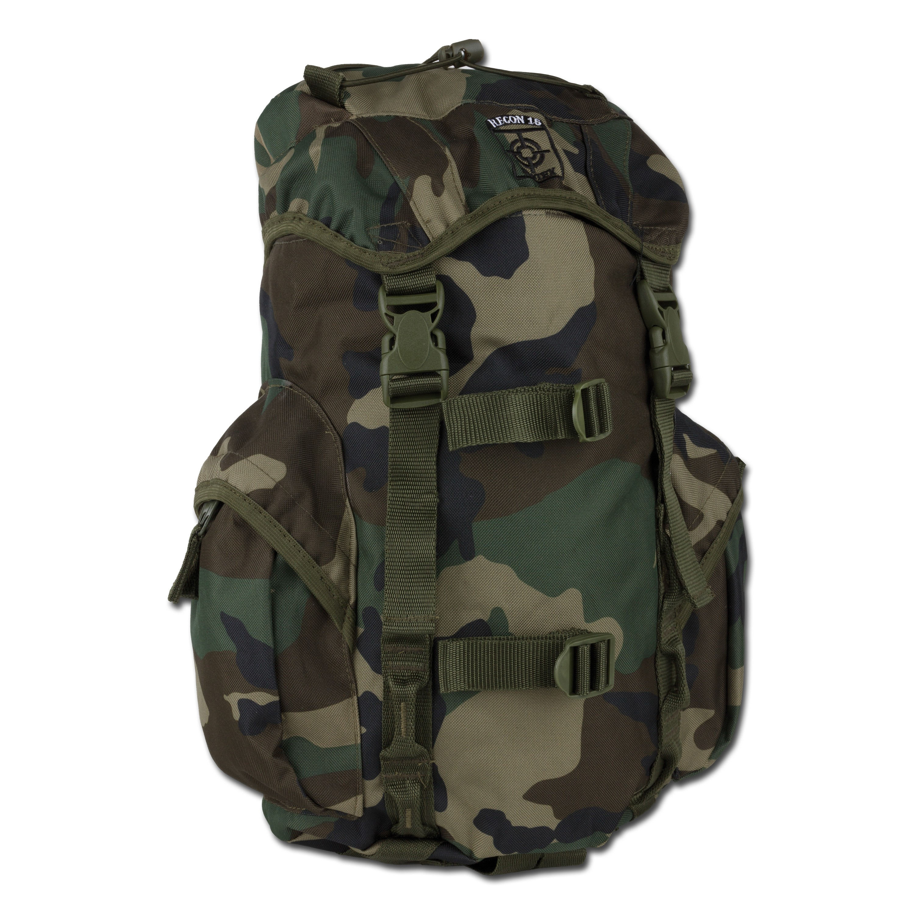 Sac à dos Recon woodland