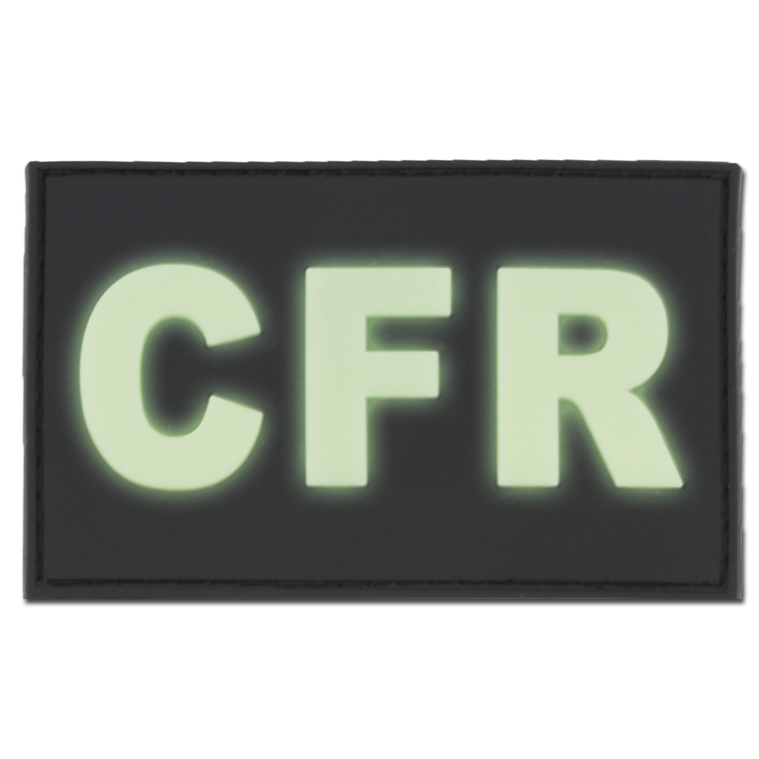 Patch 3D CFR luminescent