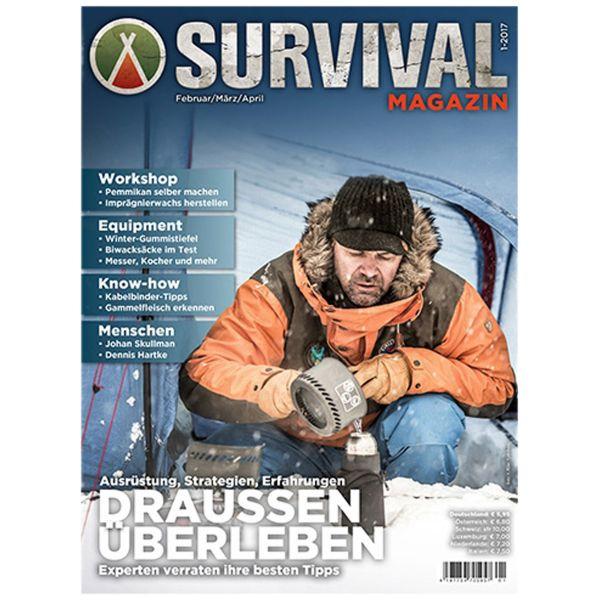 Magazine Survival 01/2017