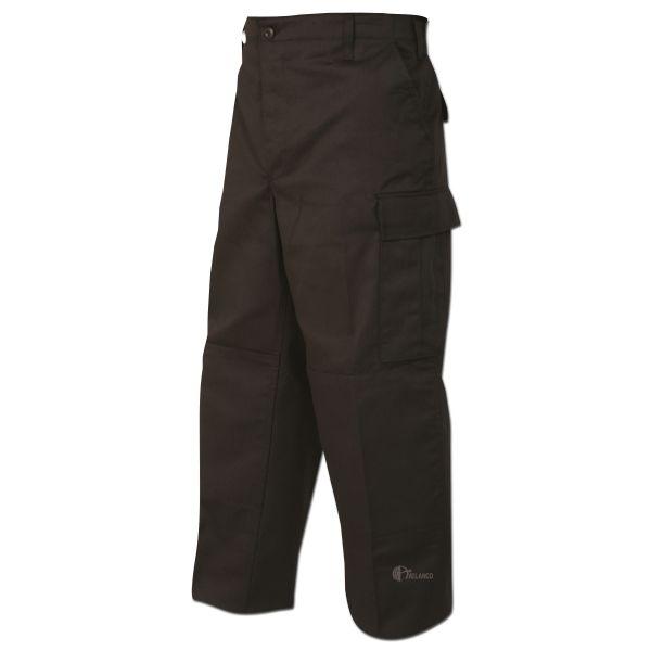 Pantalon treillis BDU Tru-Spec noir C/P