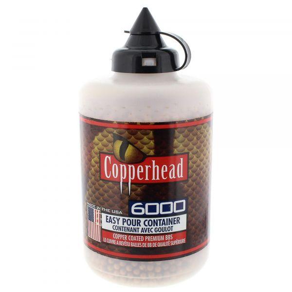 Crosman Billes en acier Copperhead BB 4.5 mm 6000 pcs