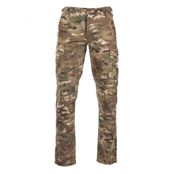 Teesar Pantalon militaire US BDU Slim Fit multitarn